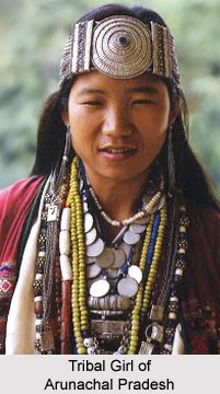 Tribal Jewellery of Arunachal Pradesh, India Arunachal Pradesh, Tribal People, Tribal Jewelry, Gems Jewelry, International Style, Indian Festivals, Portraits, Indian Beauty Saree, Ethnic Fashion