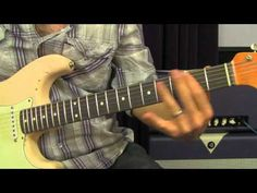 Jimi Hendrix Manic Depression Lesson - YouTube