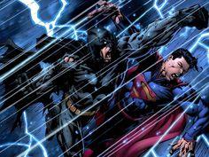 "Batman Vs. Superman will trade blows in ""physical conflict"" #DCComics #BenAffleck #HenryCavill #Movie #Film #News #Superheroes #Moviepilot"