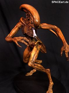 Alien 3: Alien Warrior - Deluxe Kit, Modell-Bausatz ... http://spaceart.de/produkte/al117.php