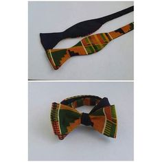 Photo: Ethnic Print Bow Ties https://squareup.com/market/candyjboutique