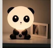 Natlampe, Panda