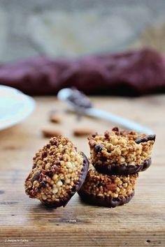 Vegan Foods, Vegan Recipes, Biscotti Cookies, Sweet Bakery, Sweets Cake, Vegan Cake, Biscuit Recipe, Mini Desserts, Vegan Sweets