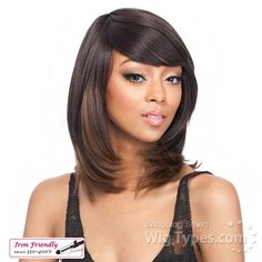It's a Wig Synthetic Wig - REMI TOUCH QP6 [8526]