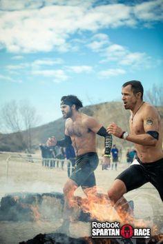 Spartan Race - Successful running