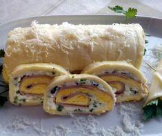 Egy finom Tojásos-sonkás sajttekercs ebédre vagy vacsorára? Tojásos-sonkás sajttekercs Receptek a Mindmegette.hu Recept gyűjteményében!