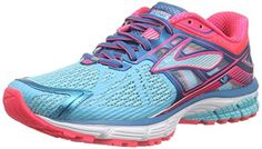 BROOKS Womens Ravenna 6 Road Running Shoes 6 BM US CapriCelestialDiva Pink ** Details can be found by clicking on the image.(This is an Amazon affiliate link and I receive a commission for the sales)