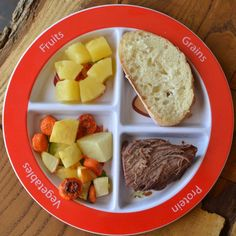 Top 10 Healthy MyPlate Inspired Crockpot Meals | Healthy Ideas for Kids
