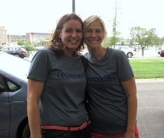 Good to catch up with friends while supporting an awesome ministry - the Capital Hill Pregnancy Center.    www.19upstream.com  Christian t shirts grounded in God's Word.
