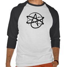 Atheist T Shirt, Hoodie for Men