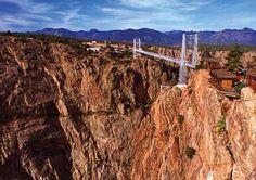 Royal Gorge Suspension Bridge, Colorado,956
