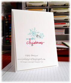 Bada-Bing! Paper-Crafting!: Too little too late