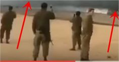MIRACLE: God Halts Islamic Terrorists, SHOCKED Soldiers Look On [VIDEO]