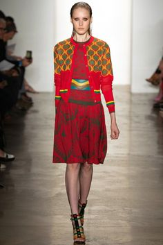 Sophie Theallet Lente/Zomer 2015 (10)  - Shows - Fashion