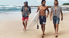 H&M Menswear Summer 2014 Campaign Lookbook