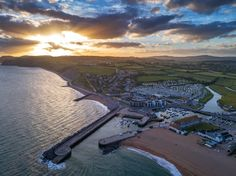 West Bay Dorset UK Country Scenes, Devon, The Locals, Glamping, Seaside, Coast, England, River, Spaces