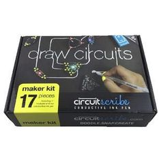 KIT:This kit allows you to explore conductivity & touch-sensitive circuits, and to build your understanding of inputs, outputs, and signal processing in your circuits. Additional topics to explore in the guided workbook include light sensing, timed circuits, piezoelectric materials, and more Signal Processing, Electrical Energy, Science Curriculum, Circuits, Student Learning, Touch, Kit, Technology, Explore