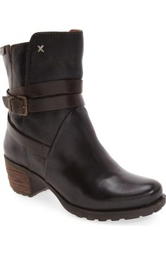 PIKOLINOS 'Le Mans' Strappy Boot (Women) available at #Nordstrom