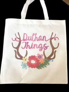 so cute! dulhan things tote bag - indian/desi bride accessories on etsy #ad