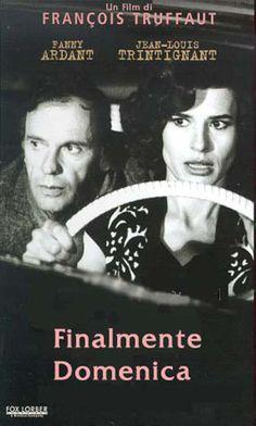 Finalmente domenica! di François Truffaut Giallo, 1983