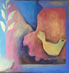 art for your spaces: Bird in boxes