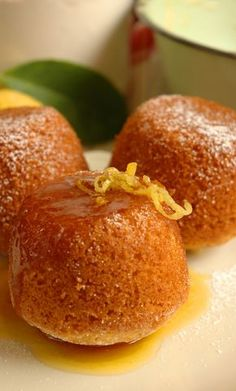 Greek Honey Cakes - My Easy Cooking