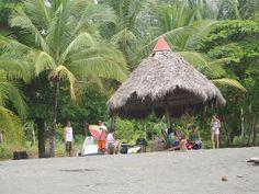 an OSA beach hut @ www.mytropicalhut.com