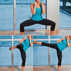 Fight the Fat and Win! - Top 10 Moves to Tone Your Trouble Zones | Shape Magazine