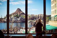 Photographing Disney Sea