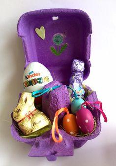 SÜSSES OSTERNESTCHEN | ГНЕЗДЫШКО НА ПАСХУ #ostern #geschenk #diy #kinder #basteln #kids #дети #пасха #подарок #своимируками Breakfast, Blog, Beauty, Easter, Morning Coffee, Cosmetology, Morning Breakfast