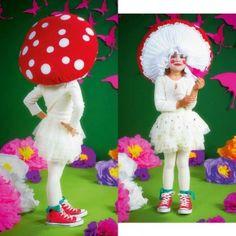 Amanita: klobouk a sukně: Burda 1/2013/146 / Burdastyle