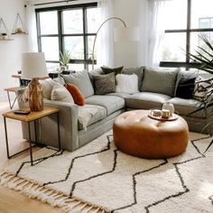 Outstanding small living room designs are offered on our web pages. Check it out and you wont be sorry you did. Boho Living Room, Living Room Grey, Living Room Ideas With Grey Couch, Living Room With Sectional, Lamps In Living Room, Modern Living Room Furniture, Cozy Living, Bedroom Furniture, Living Room Inspiration