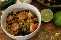 Wildtree Official: Southwest Shrimp and Rice Bowl