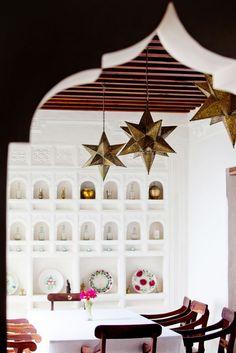 Forodhani House, Shela Beach, Lamu, Kenya - a beautiful seafront holiday home available to rent at www.eastafricanretreats.com
