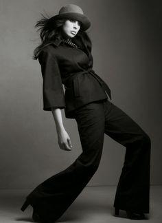 Sarah Silverman by Annie Leibovitz