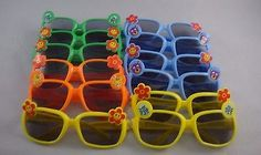 Lot of 12 Kids Sunglasses Birthday Party Favors