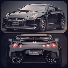 Wishlist for 2013: Nissan GTR