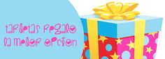 ¿Siempre tienes problemas a la hora de elegir un #regalo para #cumpleaños y otros #eventos? Tenemos la solución para ti