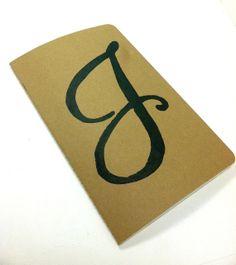 Letter J Monogram