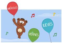 Canta de nuevo.. La canción de la semana #educacion #kids #toddlers…