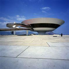 Niemeyer - Museu de Arte Contemporânea, Niterói, RJ