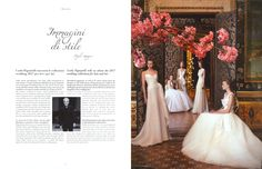 Carlo Pignatelli featured on Book Sposa Nr. 53 #carlopignatelli #wedding #matrimonio #sposa #bride #couture #weddingday #editorial