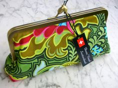 Metal-frame clutch handbag purse bridal clutch bag cotton women bags flower nice cosmeticbag green olive red fancy floral stunning
