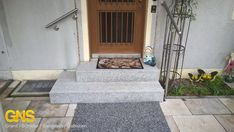 Patio, Outdoor Decor, Home Decor, Stair Treads, Paving Stones, Ad Home, Lawn And Garden, Ideas, Decoration Home