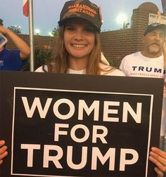 So sick of hearing this shit about woman not liking Trump! Hillary lost get over it and support your country! Greatest Presidents, American Presidents, Outsourcing Jobs, Great America, Trump Is My President, First Lady Melania Trump, Trump Wins, Conservative Politics, God Bless America