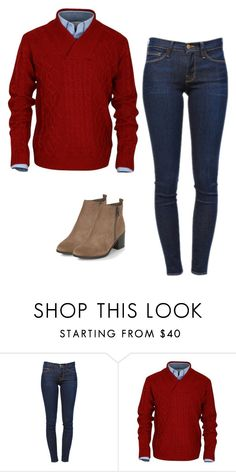 """Untitled #204"" by tracie-renae on Polyvore featuring Frame Denim, women's clothing, women, female, woman, misses and juniors"