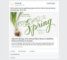 Spring Design: 30 Tips & Examples to Inspire Your Spring-themed Social Media Graphics – Design School
