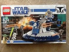 STAR WARS Moderne véhicule partie Trade Federation MTT Battle Droid Blasters Lot