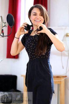 Samantha recording