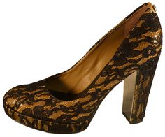 High heel shoes by Guess. Shop online